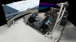 Subaru entwickelt mit Kompakt-Fahrsimulator von VI-grade