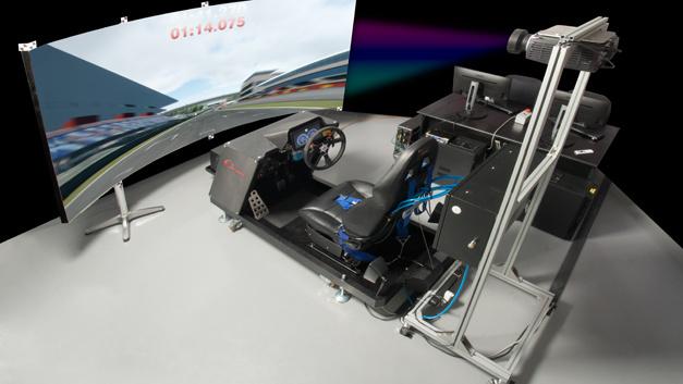 Das Entwicklungszentrum von Subaru in Japan setzt seit diesem Jahr auf einen neuen Fahrsimulator mit einer speziellen Software von VI-grade.