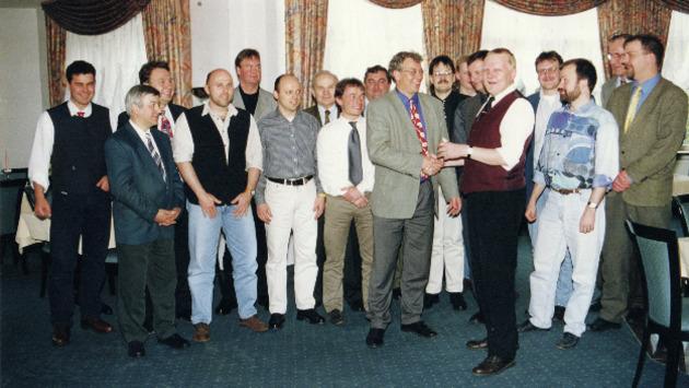 Jubiläum 20 Jahre KNX Professionals