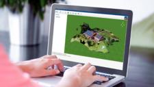 Valentin Software PV-Anlagen mit 3D-Modellen planen