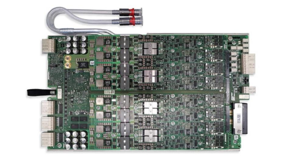 Die FVI16 Karte zur Integration in die Testplattform V93000.