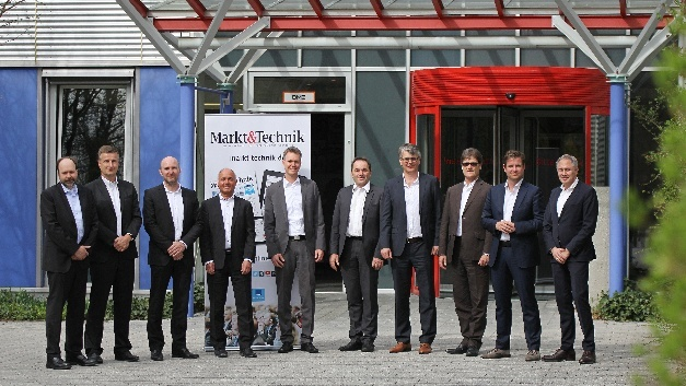 """Die Expertenrunde des M&T-Forums """"Industriecomputer & Embedded Systeme""""."""