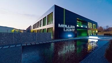 Müller-Licht Unternehmenszentrale