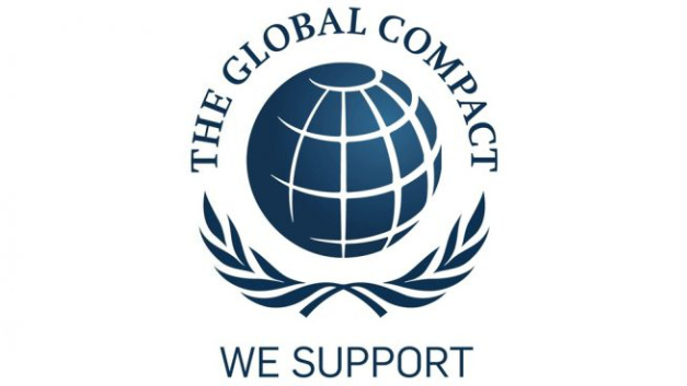 Logo der United-Nations-Global-Compact-Initiative.