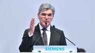 Joe Kaeser von Siemens im Jahr 2018
