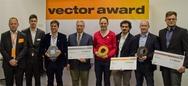 Preisträger des Vector Award 2018