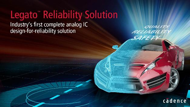 Legato sorgt für Zuverlässigkeit der IC-Designs über den gesamten Produktlebenszyklus.