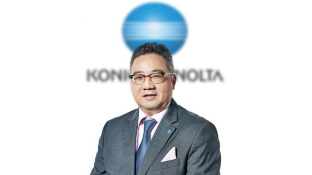 Image result for keiji okamoto konica minolta