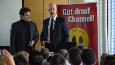 Matthäus Hose und Prof. Spörrle