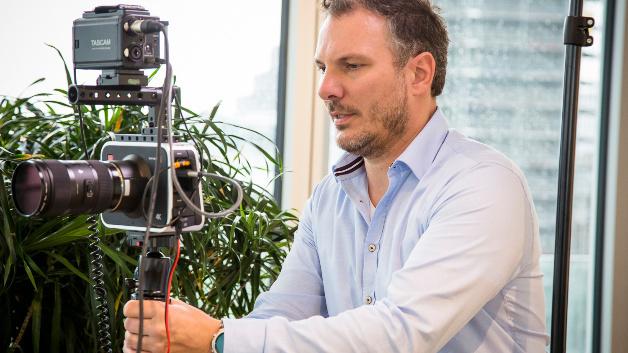 'Bewerber wollen wissen, wie das Unternehmen tickt': Sascha Baron, Geschäftsführer dreilandmedien GmbH.