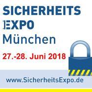 Logo SicherheitsExpo 2018