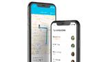 Screenshots MINI Sharing-App