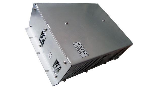Der Batterie-Wechselrichter ist in Mehrstufentopologie ausgeführt.