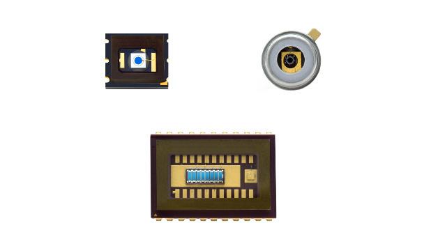 Die Dioden der Serie 9 gibt es auch als Hybridlösung für besonders dunkle Einsatzorte.