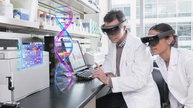 Microsoft HoloLens Healthcare