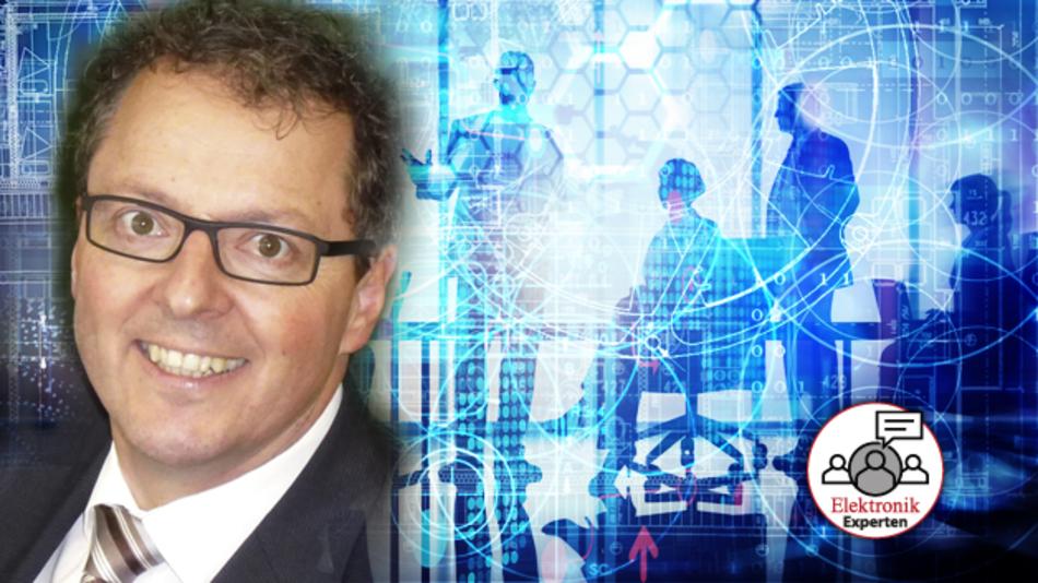 Markus Rehm sieht viele Chancen für Wireless-Power-Applikationen.