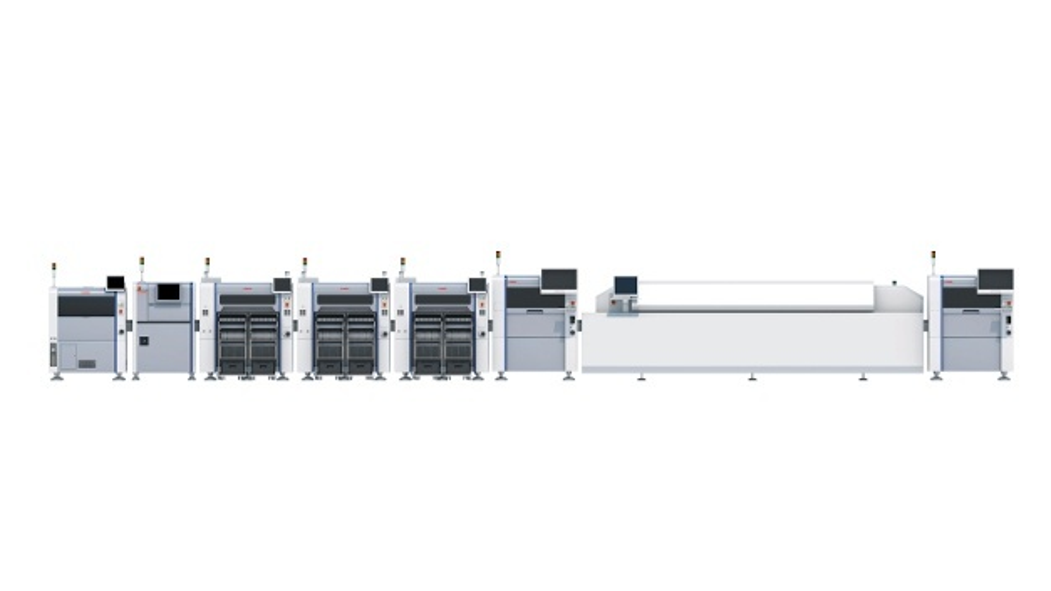 Yamaha präsentiert auf der SMT Hybrid Packaging 2018 das Europa-Debut neuer Drucker, Inspektionsmaschinen und Bestücker.