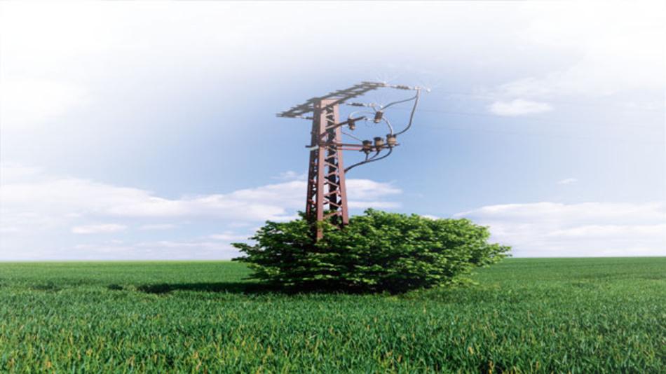 Durch hocheffiziente Leistungswandler wird die Energieübertragung der Zukunft.