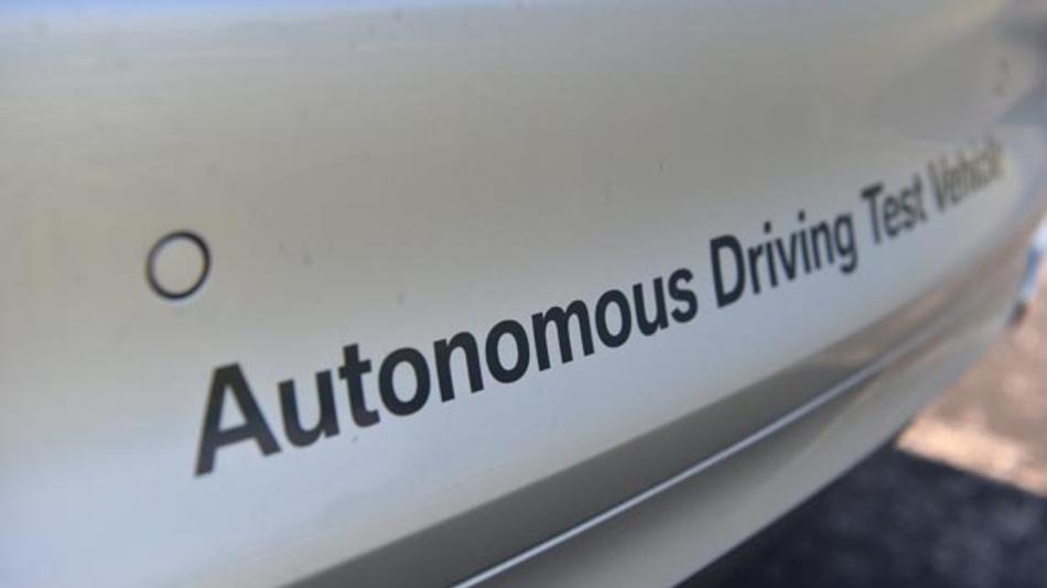 BMW erhält als erster internationaler Automobilhersteller eine Testlizenz zum autonomen Fahren in Shanghai.