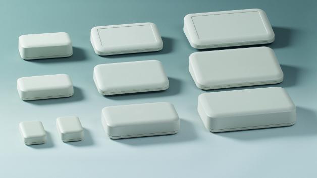 Mit optional lieferbarer Dichtung erreichen die Gehäuse der Serie EVOTE C die Schutzart IP65.