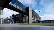 Neue Unternehmenszentrale von Bonfiglioli