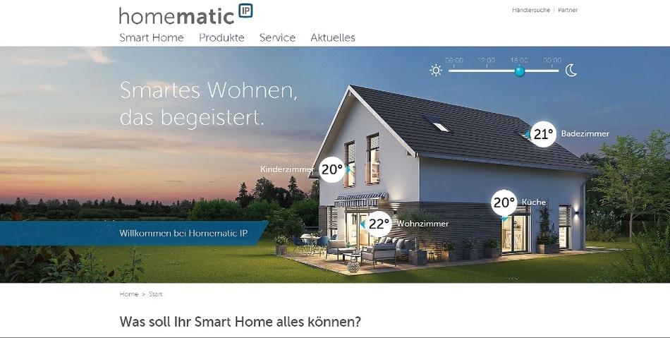 Homematic IP ist die nächste Generation des erfolgreichen Smart-Home-Systems Homematic von eQ-3