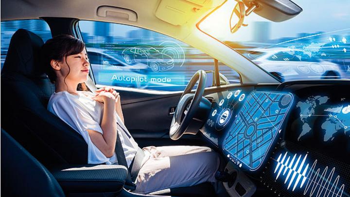 Der Fahrer wird zum Passagier, da beim autonomen Fahren das Fahrzeug die Fahraufgabe übernimmt