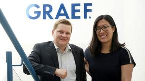 Ralf Heinitz und Johanna Graef