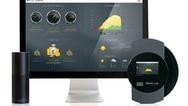 Der Voice Service Alexa beantwortet mit dem Solar-Log™ System Fragen zum Status der PV-Anlagen.