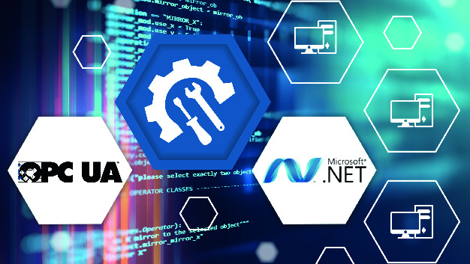 Softing Industrial bietet jetzt ein OPC-UA-Development-Toolkit auf .NET-Basis an.