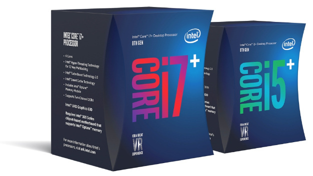 Intel Core i7+ und Core i5+ Boxed Solutions