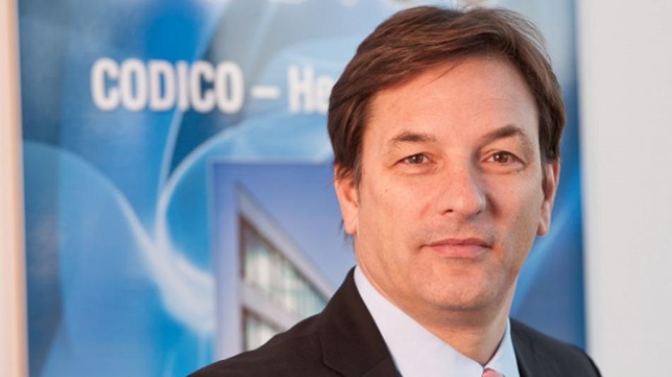 Sven Krumpel, CEO der CODICO GmbH