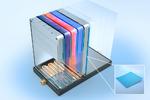 Funktionsprinzip Hitzeschilde in Lithium-Ionen-Batterien