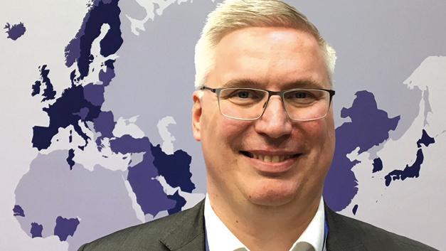 Vincent Sabot, VP Europe von Sigfox  »Wir haben jetzt die globale Infrastruktur soweit ausgebaut, dass die Unternehmen  ihre Sigfox-Systeme aufbauen, neue Geschäftsmodelle einführen und einen schnellen  Return on Investment erwarten können.«