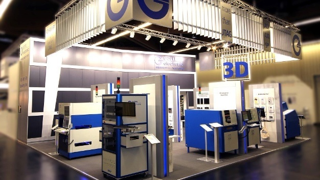 Göpel Electronic präsentiert sein breites Inspektionsportfolio auf der SMT/Hybrid/Packaging 2018.