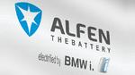 Mobiler 1,1 MW-Energiespeicher von Alfen für BMW Standort