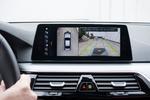 Einparkvorgang mit BMW Wireless Charging