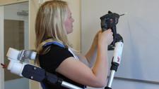 Exoskelett / Augmented Reality Unterstützung im Handwerker-Alltag