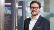 Porträtfoto: Philipp Hensel, Geschäftsführer, Gustav Hensel GmbH & Co. KG