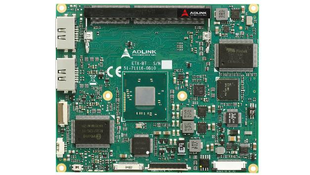 Mit dem ETX-BT-Modul liefert Adlink Frischblut für einen Computer-on-Module-Klassiker.