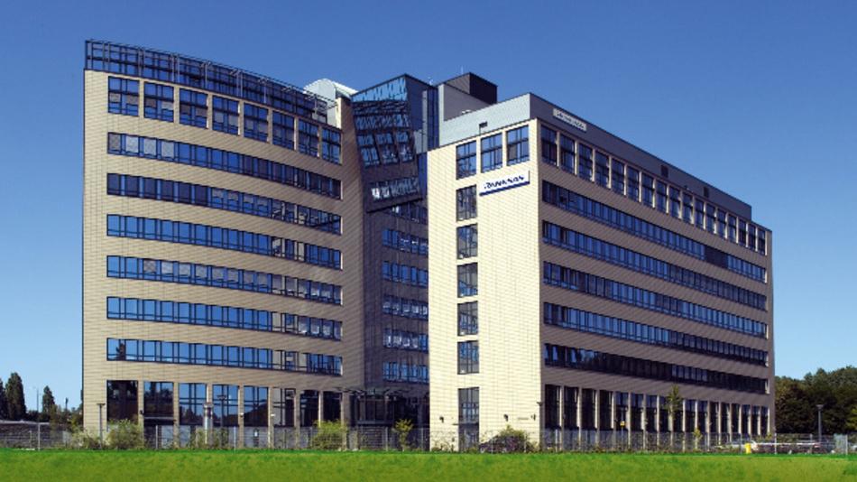 Hauptquartier von Renesas Electronics Europe.