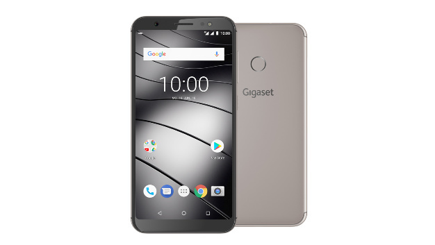 Gigaset GS185 - the first smartphone produced in Germany