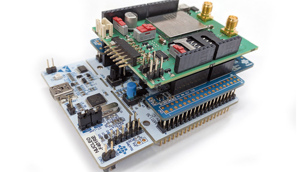 Arduino-Shield für Low-Power-Wide-Area-Netzwerke