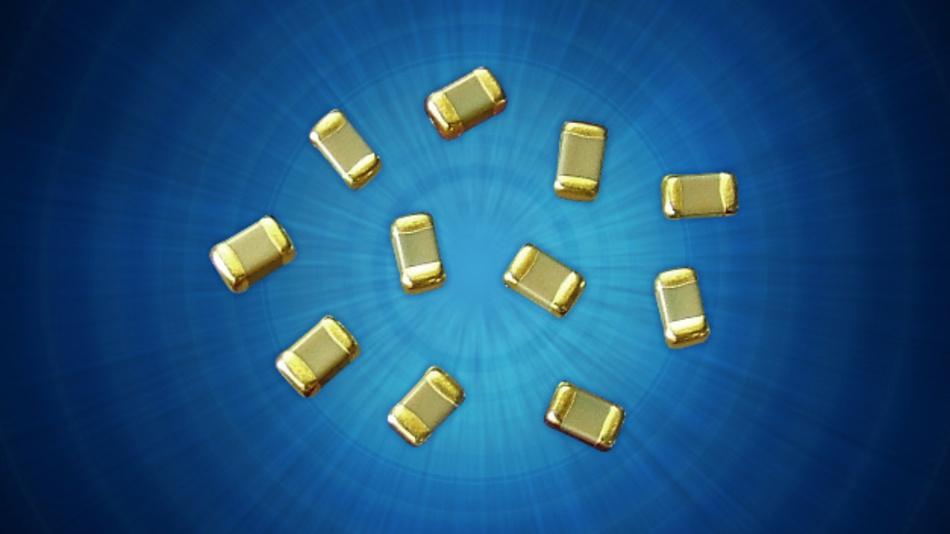 RoHs-konforme BME MLC-Chips mit hoher Kapazität