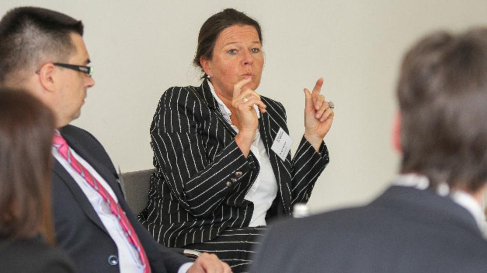 Sieht handwerkliche Probleme während des Recruiting-Prozesses: Renate Schuh-Eder, Geschäftsführerin Schuh-Eder Consulting. 'Die Abstimmung intern zwischen den Abteilungen klappt oft nicht'.