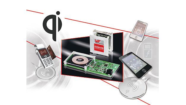 Mit dem QI-IStandard laden wir nicht nur kabellos die Mobilgeräte auf. QI-Standard des WPC hat ein mehrstufiges Sicherheitskonzept.