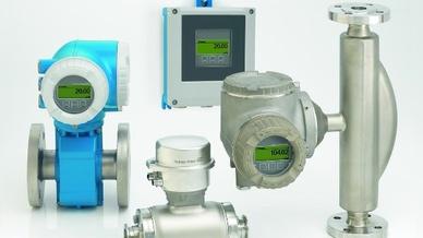 Proline 300/500 von Endress+Hauser – mit innovativer Konnektivität für Industrie-4.0-Lösungen