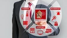 Alarmanlagen Interface KNX 400 IP verbindet Sicherheit mit Komfort