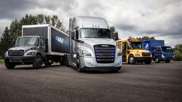 Daimler Trucks consolidates its global know-how for electric drivetrains in commercial vehicles in a new unit E-Mobility Group.