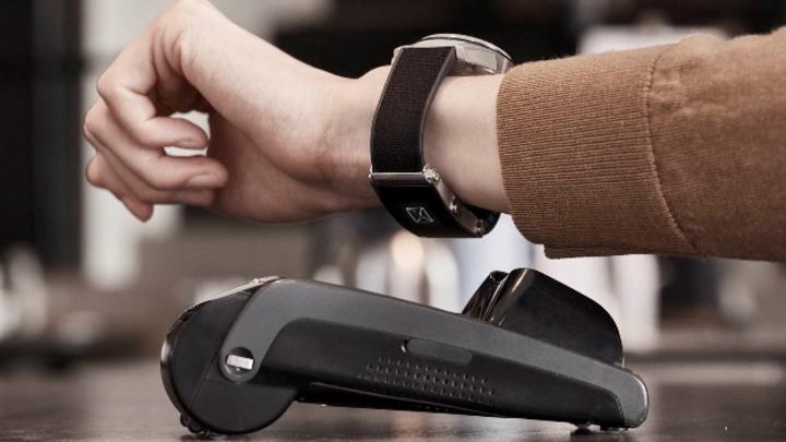Montblanc TWIN-Smart-Armband